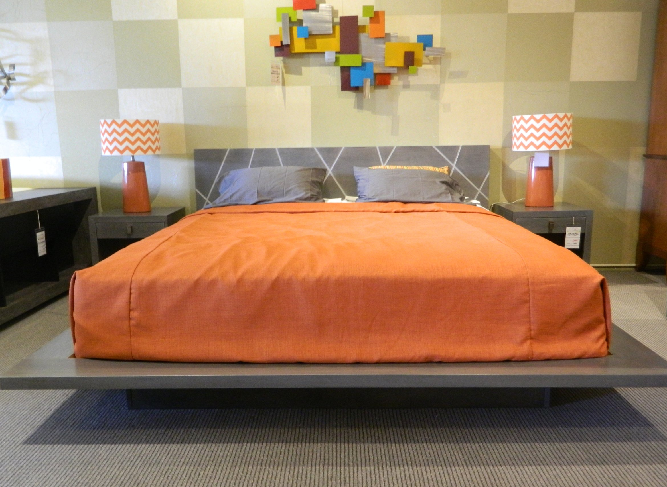 Custom Designed Beds