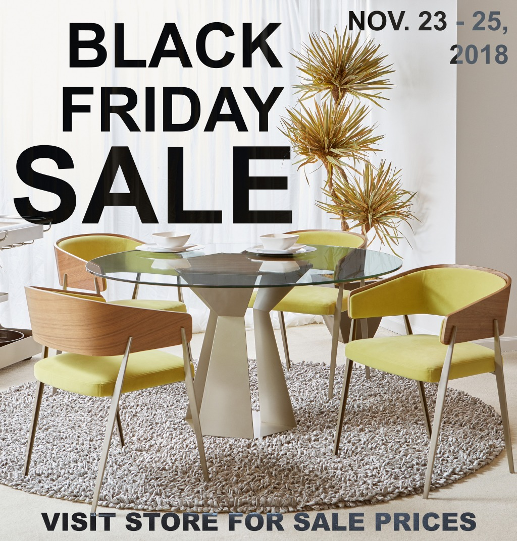 Black Friday Furniture Sale 2018