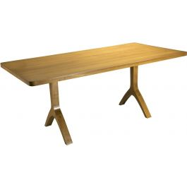 Saloom Hudson Solid Maple Dining Table