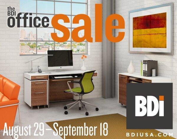 BDI Office Sale 2019 - 10% Off
