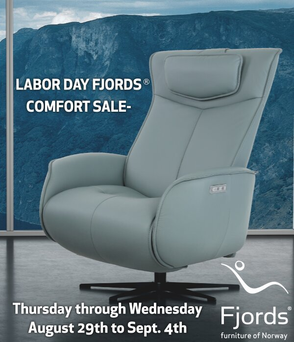 Fjords Labor Day Sale - 20% Off