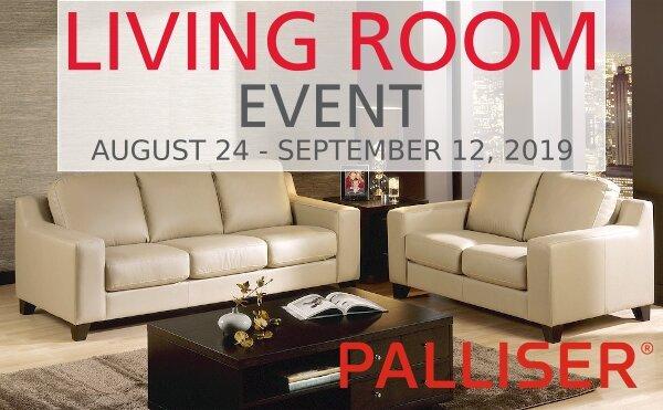 Palliser Living Room Event - 15% Off